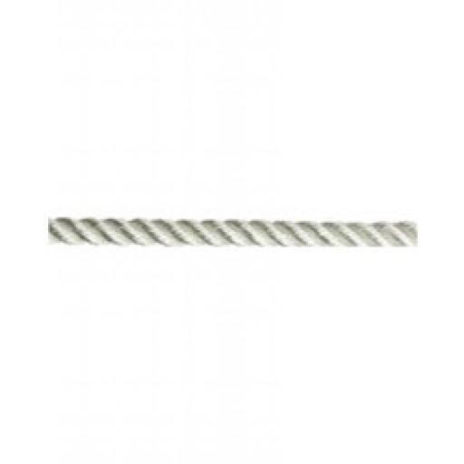 Buccaneer Twisted Nylon Line White