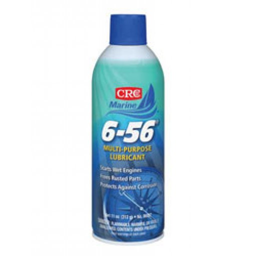 CRC 6-56 Multi-Purpose Lubricant 11 Ounce Spray