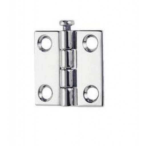 PERKO Chromium-Plated Butt Hinges Size 5