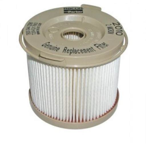 racor diesel fuel cartridge 500ma series filter-2 micron - racor - brands