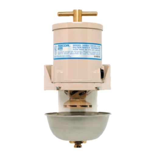 Racor Diesel Fuel Filter Water Separator To 50 GPH - Racor - BrandsFreeport Marine Supply