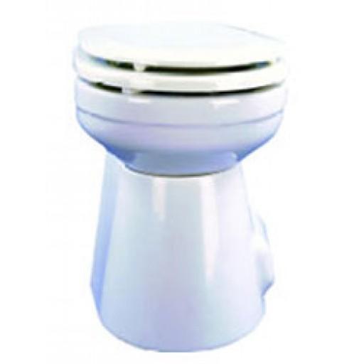 Raritan Crown Head Ii Toilet Household Bowl Angle