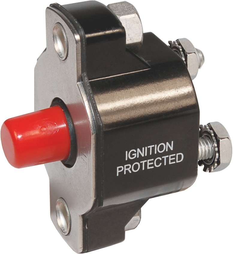 7 amp push button Circuit Breaker Marine and Auto