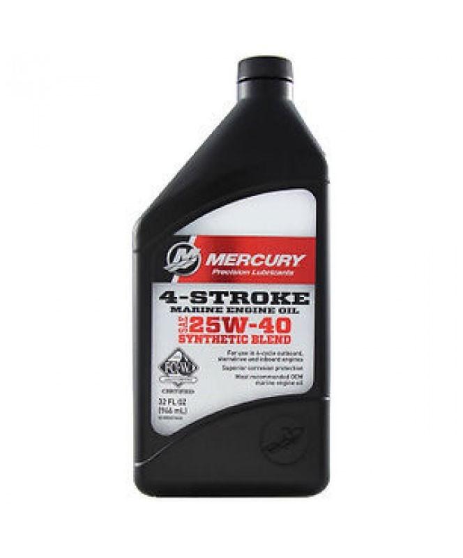 Mercury Lubricant 4-Stroke - Quart