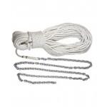 Buccaneer Premium 8 Plait Line & Chain