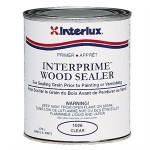Interlux Inter-Prime Wood Sealer Quart Clear