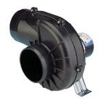 Jabsco Ventillation Blower Flexmount 3 Inch 12 Volt