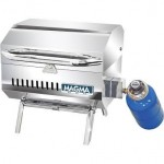 """Magma Barbeque """"TrailMate"""" Connoisseur Series Gas Grill"""