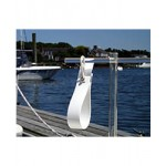 NHS Life Line Hang-Up Rope Holder - Marine Blue