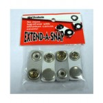S & J Extend-A-Snap Cover Extension - 4 Pack