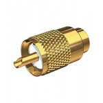 Shakespeare Antenna Connector Gold for RG8X Cable