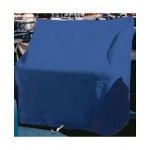 Taylor Center Console Cover Rip/Stop Polyester Navy Blue