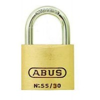 "Abus Marine Brass Padlock 1-1/4"" - Three Pack"