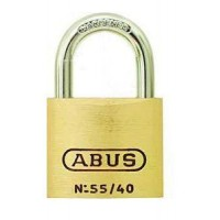 "Abus Marine Brass Padlock 1-1/2"" - Three Pack"