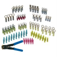 Ancor Connector Kit w/ Crimp Tool - 121 Pieces