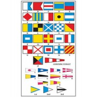 Annin International Flag Signal Set - 40 Pieces & Bag