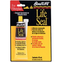 BoatLife Life Seal Sealant 1 oz. Tube Clear