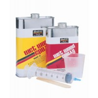 BoatLife Wet Wood Epoxy Quart Kit w/ Syringe