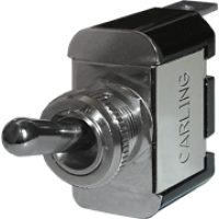 Blue Sea Toggle Switch - (ON)-OFF-ON