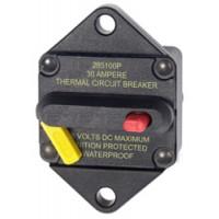 Blue Sea Circuit Breaker 30 AMP Panel Mount Thermal