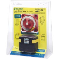 Blue Sea Add A Battery Kit - 120A