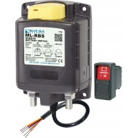 Blue Sea Remote Heavy Duty Battery Switch - 12 VDC