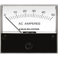 Blue Sea Ammeter - 0 to 50A with Coil