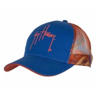 Aftco Hat Pirate Shark Trucker