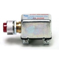 Cole Hersee Dual Alarm & Buzzer w/ Red LED Light