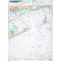 Captain Segull's Chart Offshore Fishers Island NY