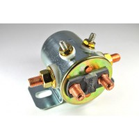 Cole Hersee Solenoid - 85 Amp Continuous Duty - 12 Volt
