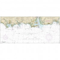 NOAA Nautical Chart Watch Hill to New Haven Harbor
