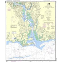 NOAA Nautical Chart Guilford Harbor to Farm River