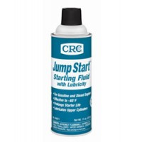 CRC Jump Start Starting Fluid w/ Lubricity - 11 Ounce Spray