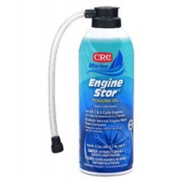 CRC Engine Stor Fogging Oil w/ OMC Connector & Hose 13 Oz.