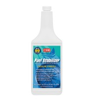 CRC Gasoline Fuel Stabilizer 16 Fluid Ounce Bottle