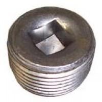 """Crusader 1"""" Pipe Plug - Square Socket"""