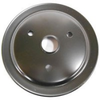 Crusader Crankshaft Pulley - Front