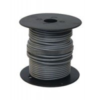 Deka Primary Wire 16 ga 100 Foot - Gray