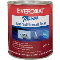 Evercoat Boatyard Resin w/ Hardener