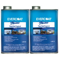 Evercoat Foam-It Two Part Pour Foam 1/2 Gallon Kit