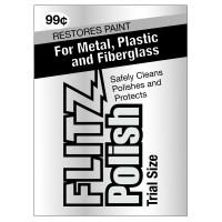 Flitz Polish - Paste 0.07 Ounce