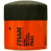Fram Oil Filter # PH43