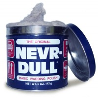 Nevr-Dull Magic Wadding Polish Metal Cleaner & Polish - 5 Oz