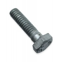 Galvanized Hex Head Machine Bolts