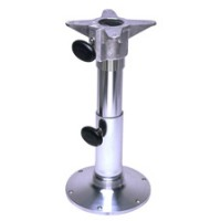 Garelick Smooth Pedestal Adjustable Height 18-24 Inch