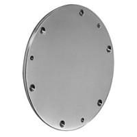 Garelick Solid Detachable Stanchion Plate