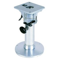 Garelick Ribbed Pedestal Adjustable Height 12-17 Inch