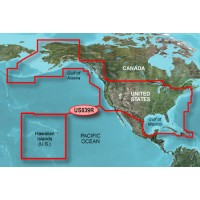 Garmin Blue Chart g2 HXUS039R USA Canada West