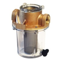 Groco Intake Water Strainers ARG Series - Stainless Basket